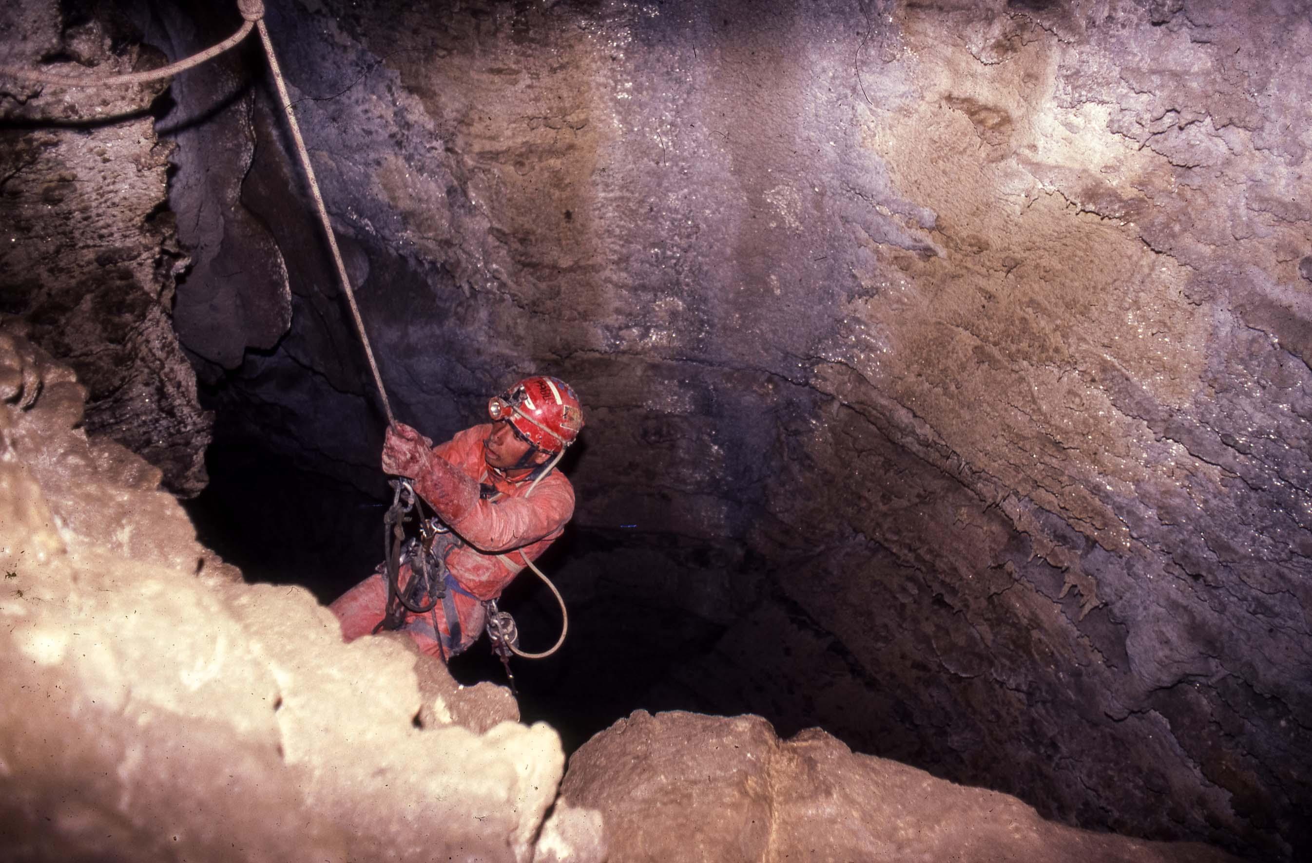 Cuevas en Cuetzalan